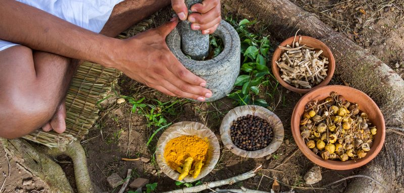 Körperentgiftung Panchakarma