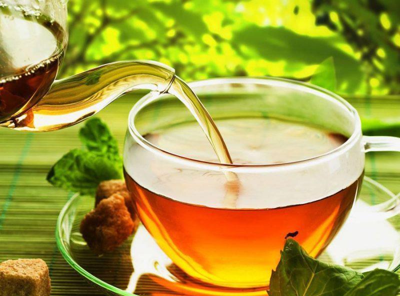 Körperentgiftung mit Tee