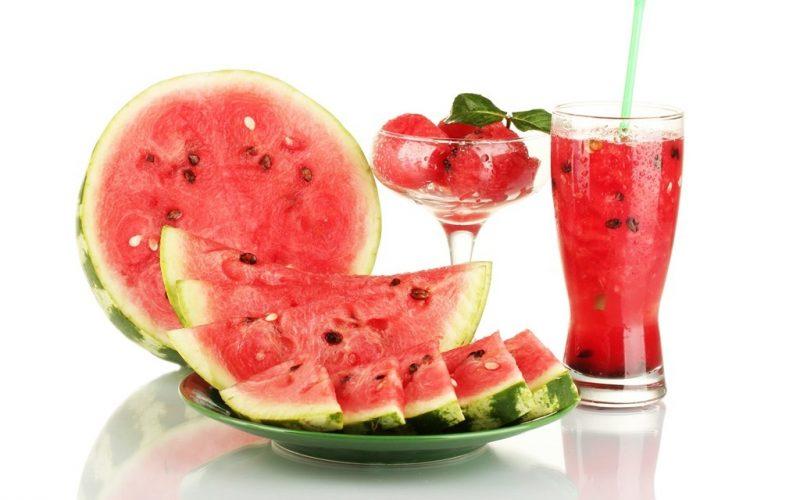 Körperentgiftung Wassermelone