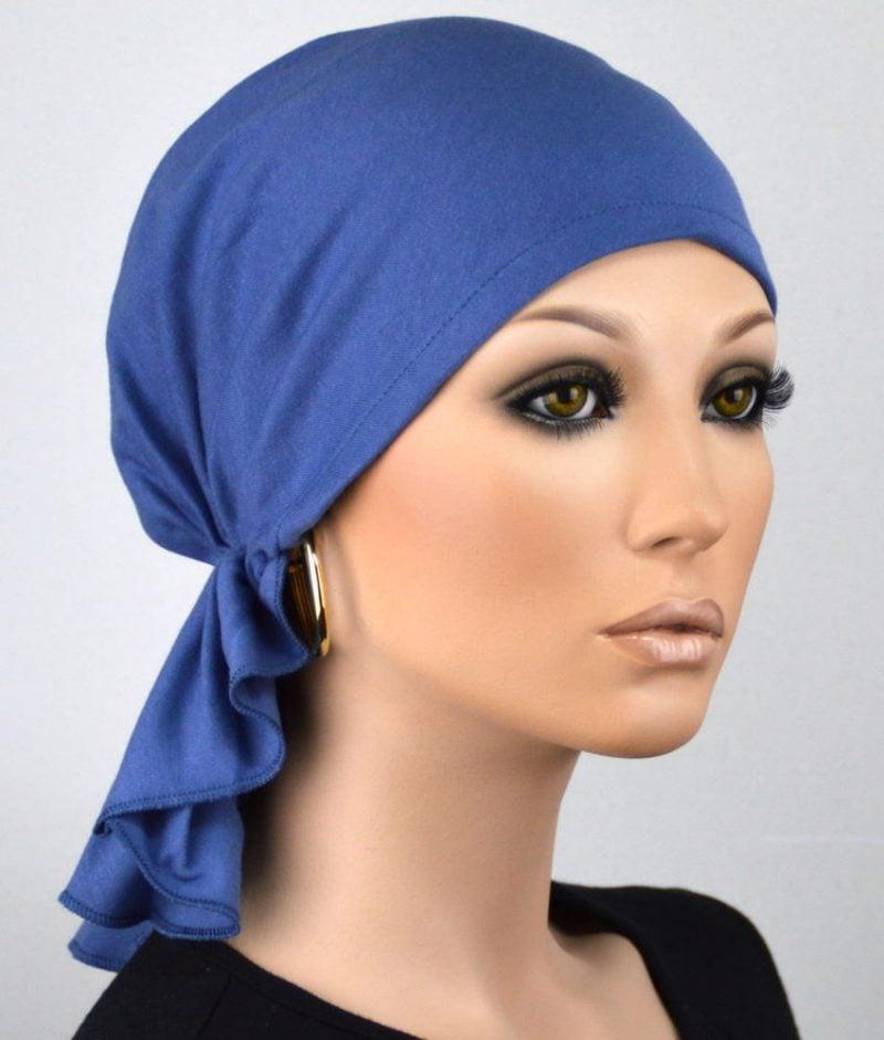 Kopftuch binden Bandana