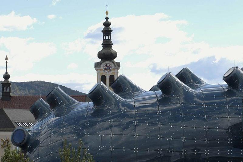 Kunsthaus Graz Design