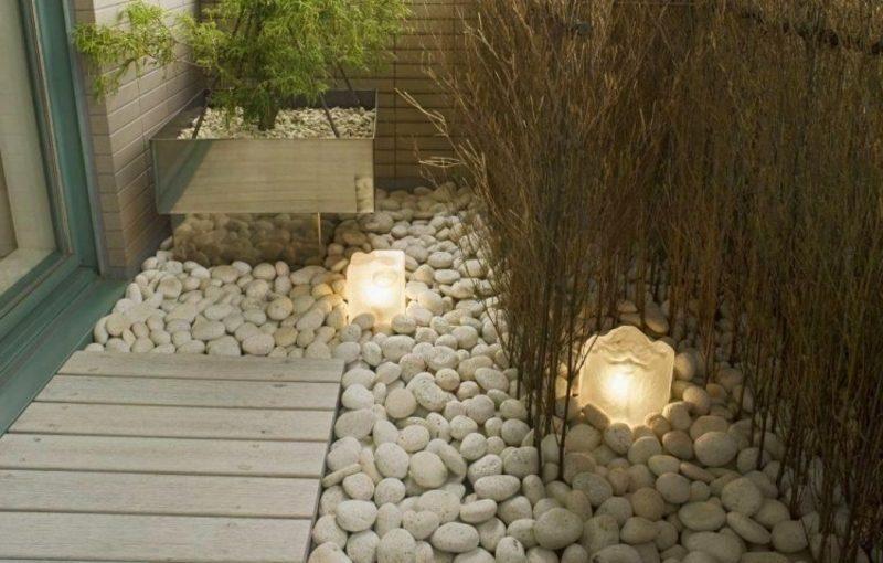 Gestaltungsideen Garten Feng Shui