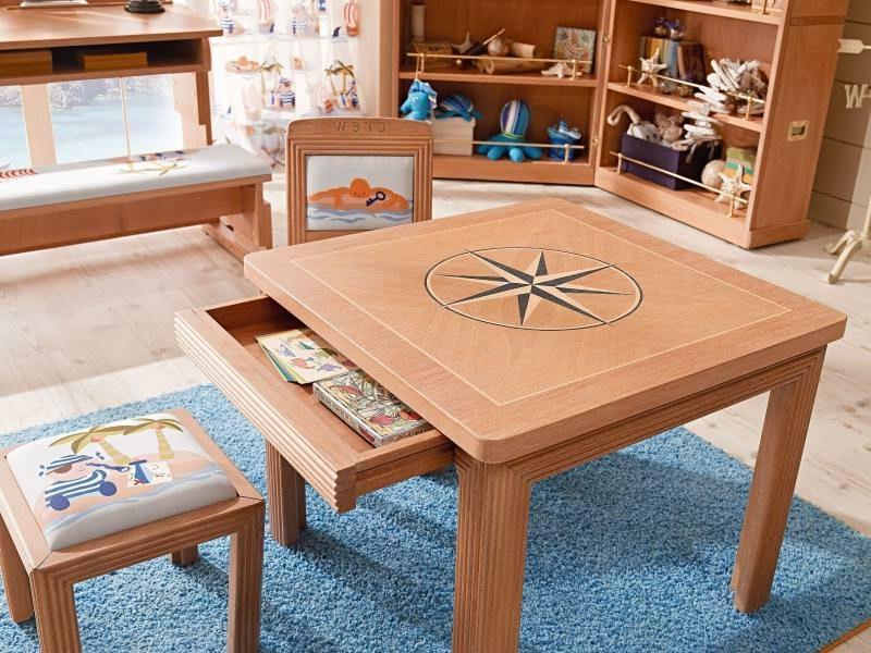 maritime Möbel Kinderzimmereinrichtung