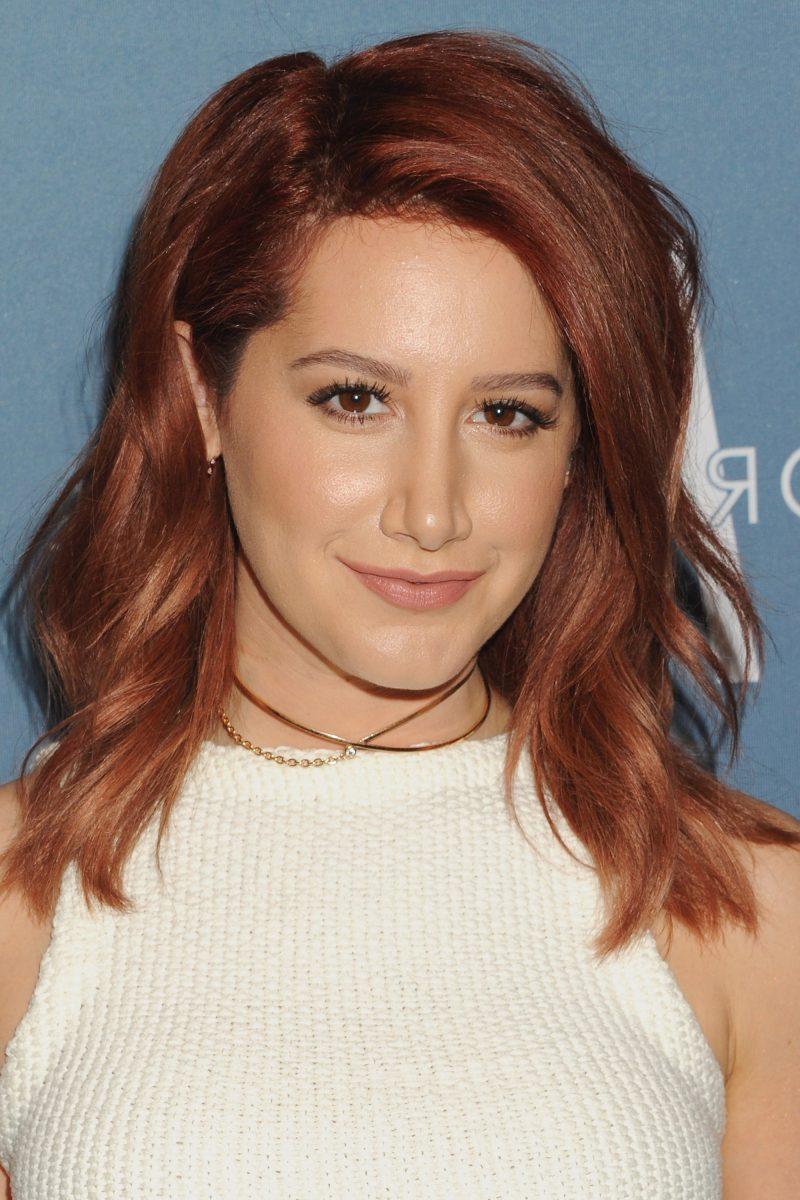 Kupferbraun Haarfarbe Frisuren