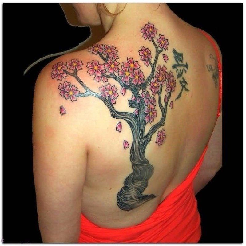 Lebensbaum Tattoo Kirschbaum