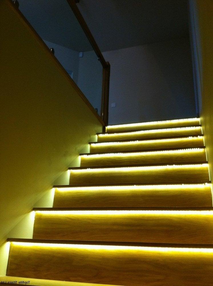 led treppenbeleuchtung gelb