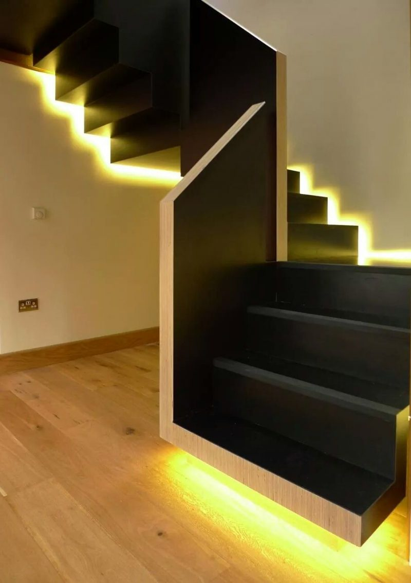 led treppenbeleuchtung design