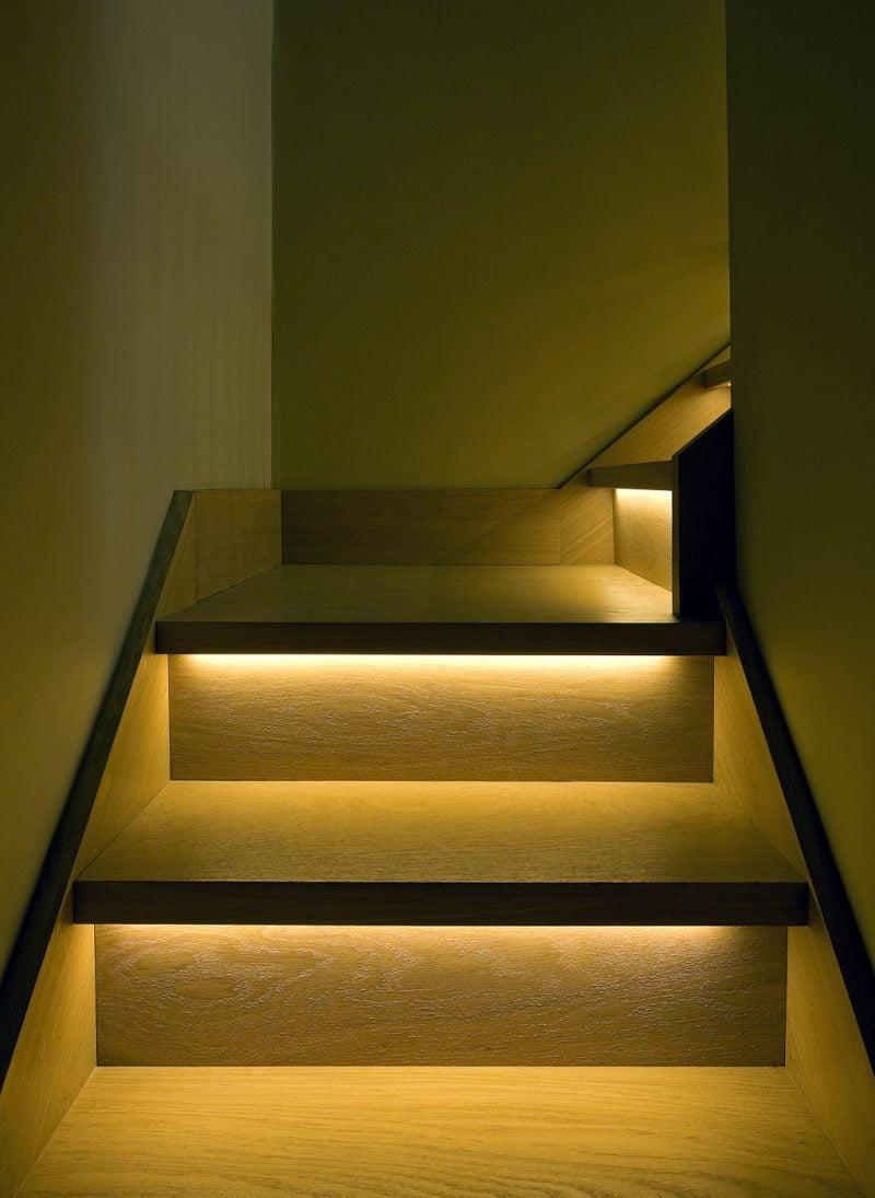 led treppenbeleuchtung sicher