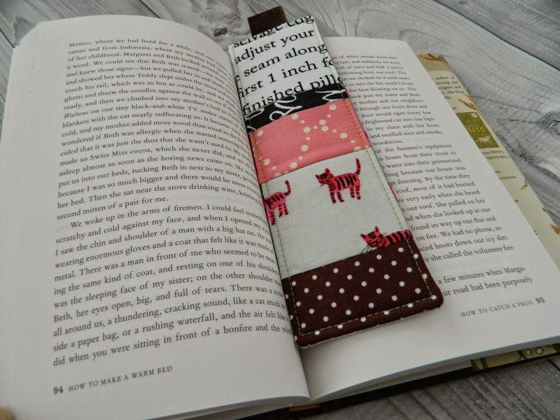 Lesezeichen selber machen Ideen
