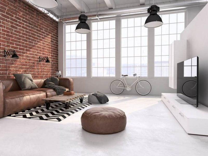Wohnen im loft 35 inspirationen f r loft m bel for Wohnung ausstatten
