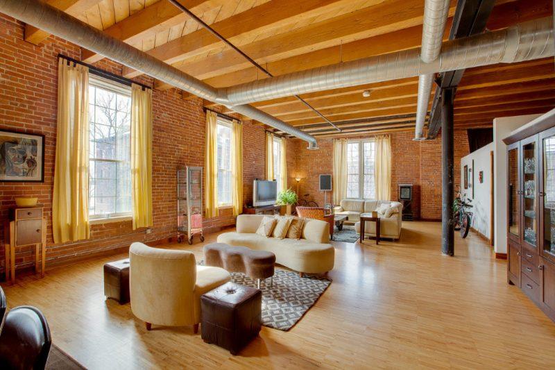 wohnen im loft 35 inspirationen f r loft m bel innendesign m bel zenideen. Black Bedroom Furniture Sets. Home Design Ideas