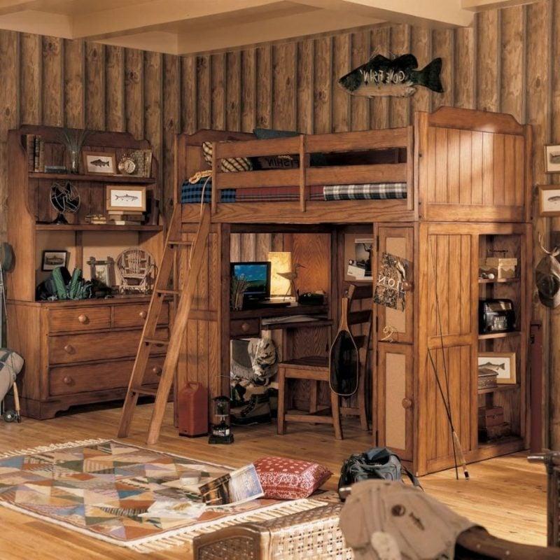 Loft Möbel für Kinderzimmer