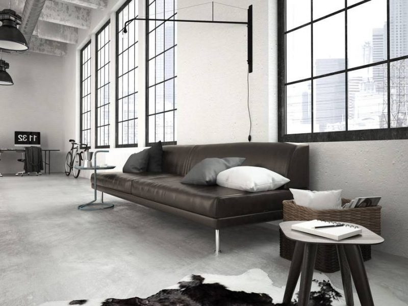 Loft Möbel Sofa
