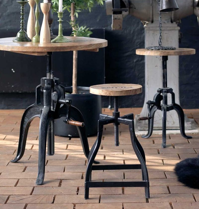 wohnen im loft 35 inspirationen f r loft m bel. Black Bedroom Furniture Sets. Home Design Ideas