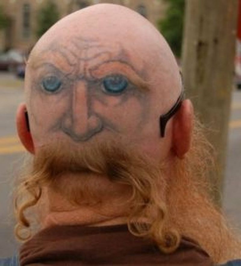 lustige Tattoos