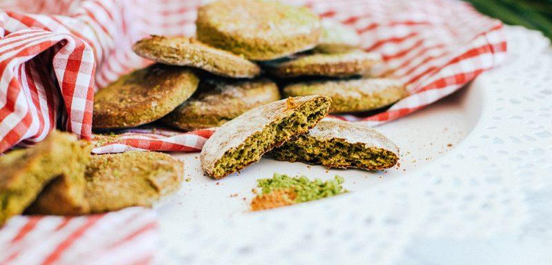 Matcha Rezepte Kekse