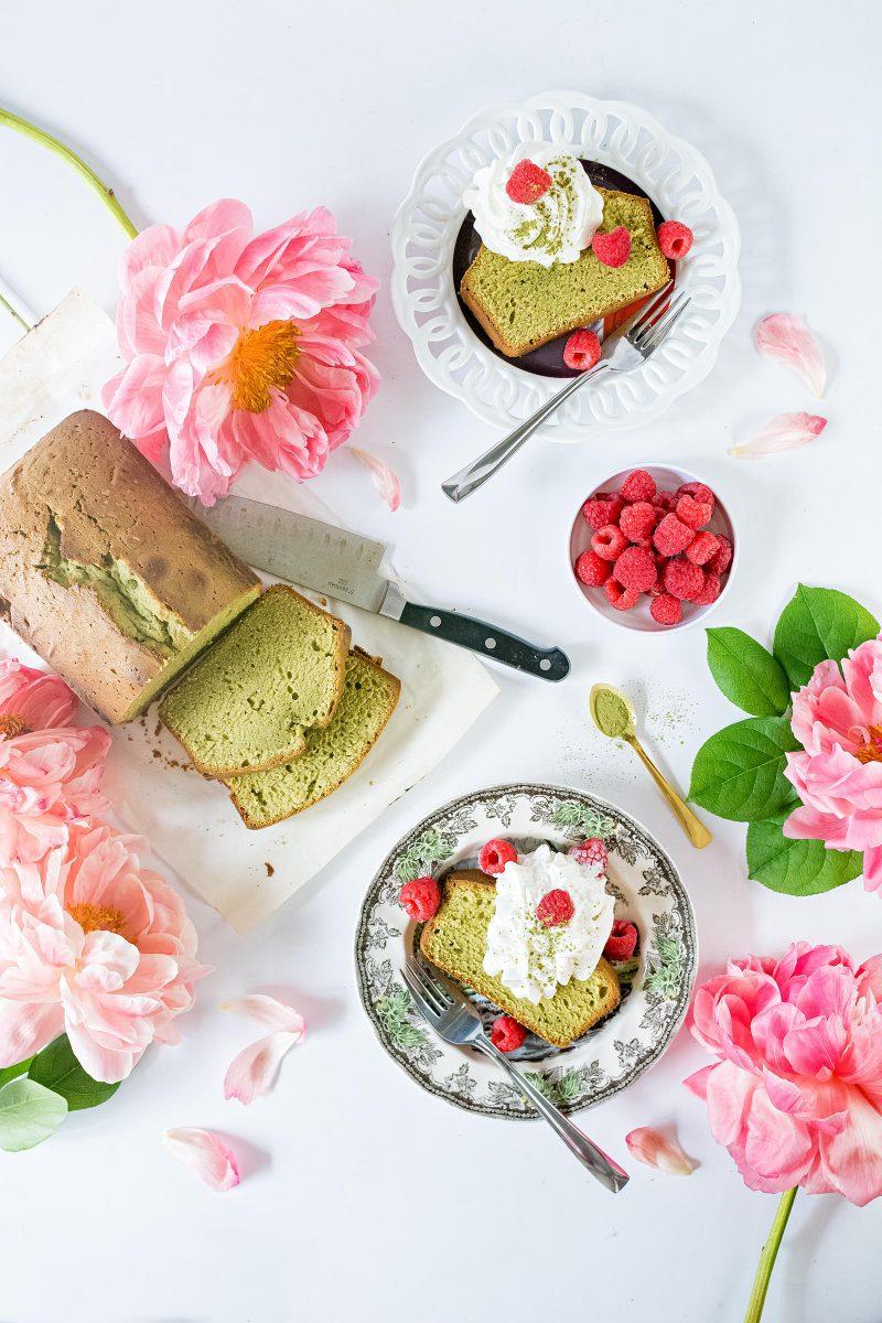 Matcha Rezepte Kuchen Ideen