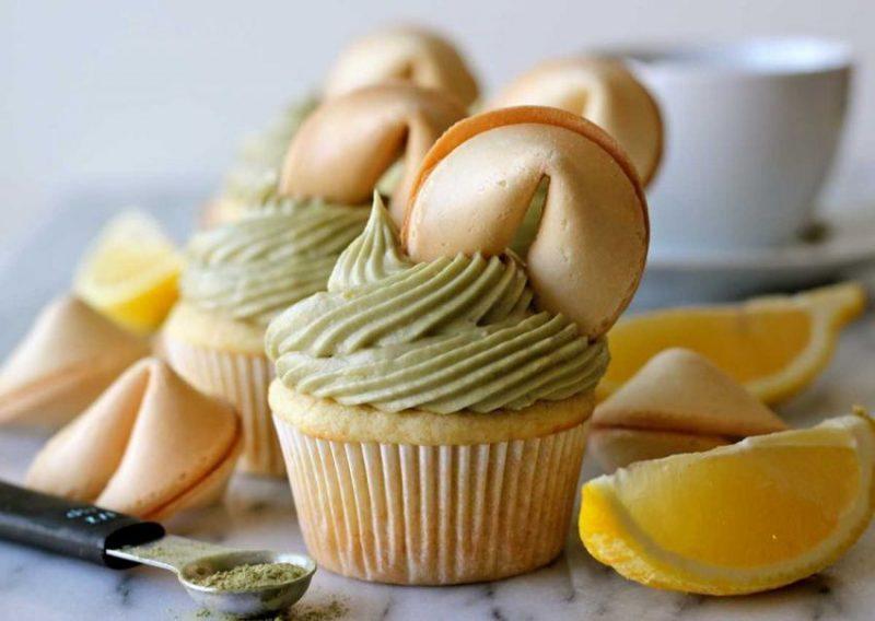 Matcha Rezepte Muffin