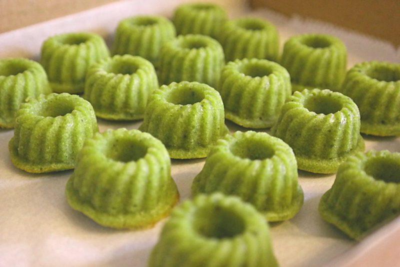 Matcha Rezepte Muffins