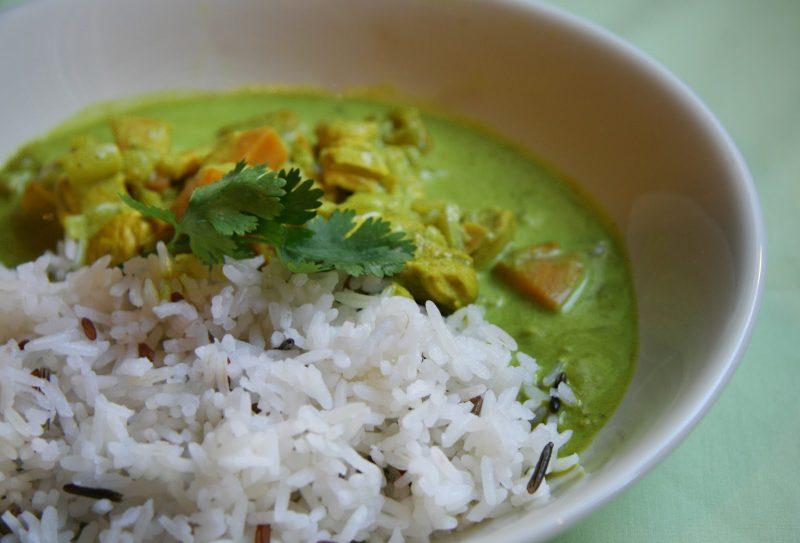 Matcha Rezepte Reis