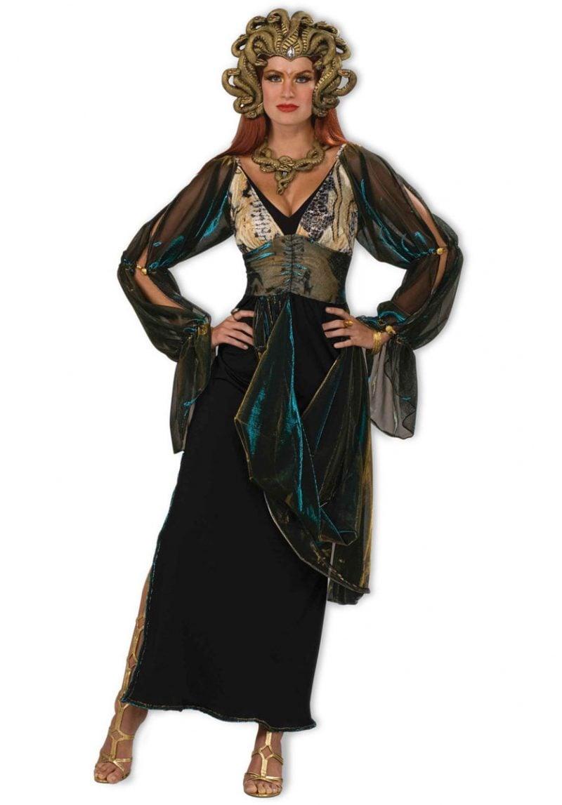 medusa kostüm traditionell