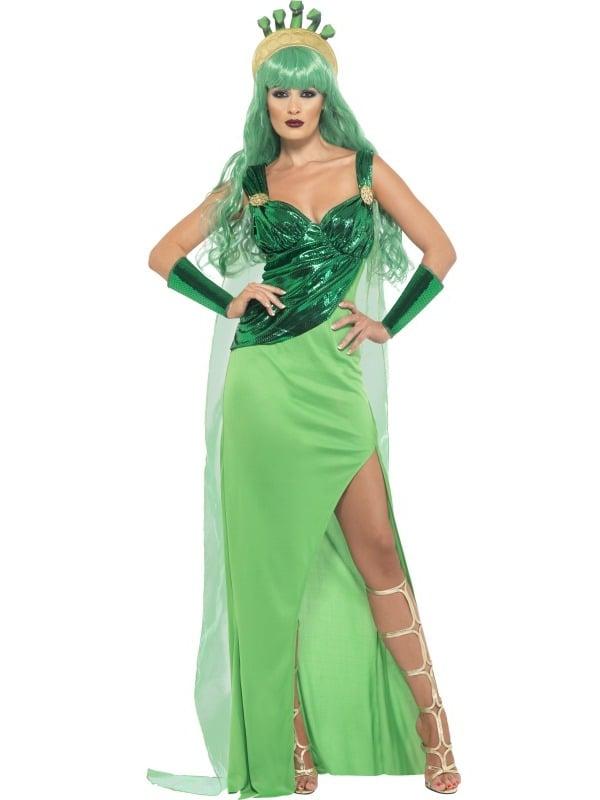 medusa kostüm einziagrtig