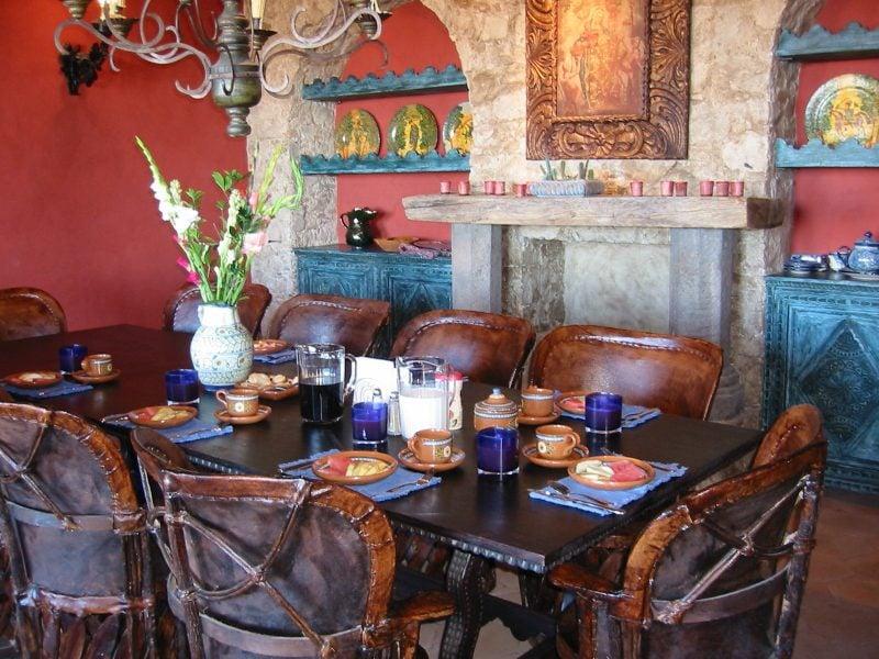Mexikanische Möbel Esszimmer