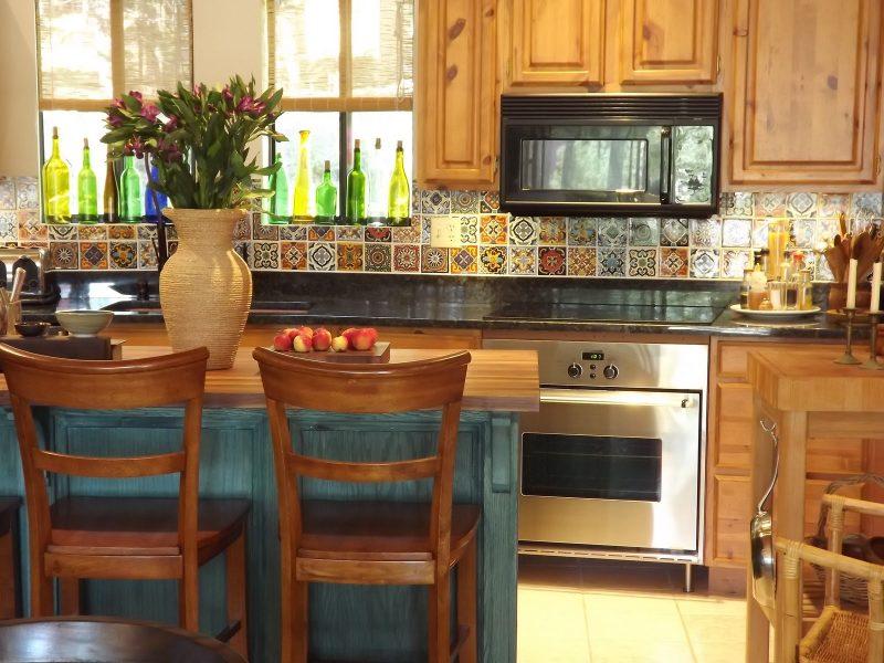 Mexikanische Möbel Küche