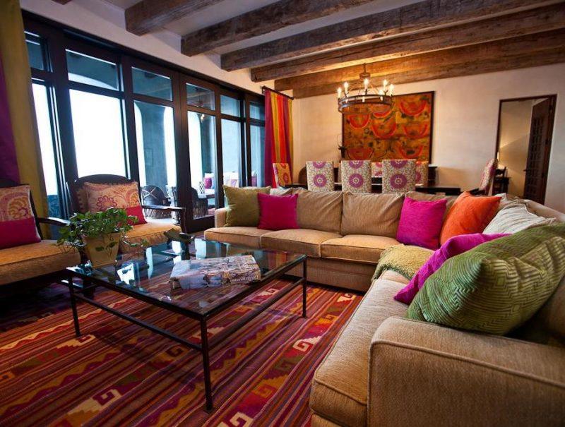 Mexikanische Möbel Wohnzimmer