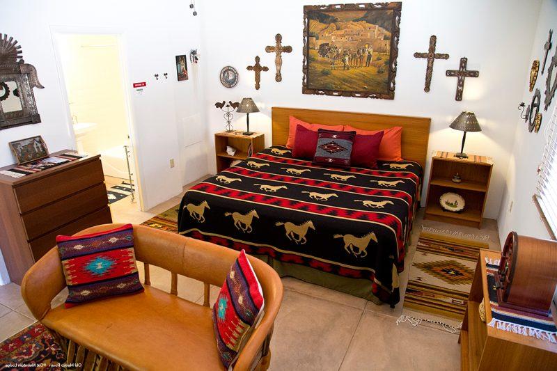 Mexikanische Möbel Zimmer