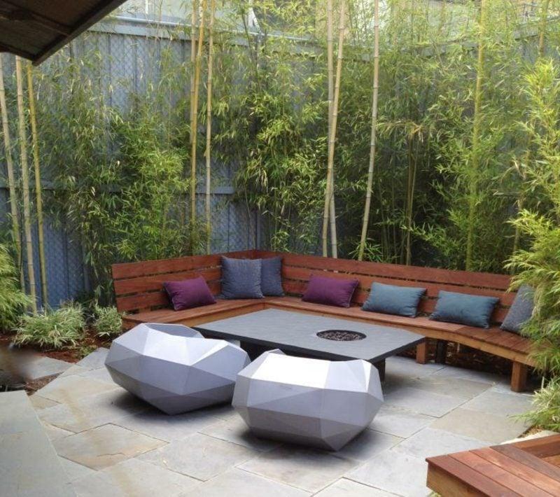 Landschaftsbau Feng Shui Garten