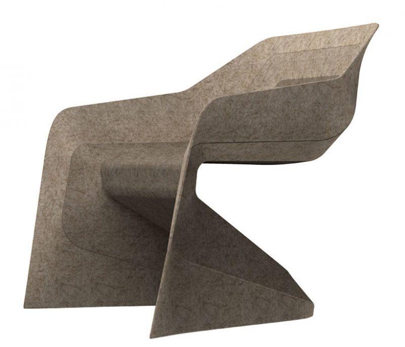 Möbeldesigner Aisslinger Stuhl