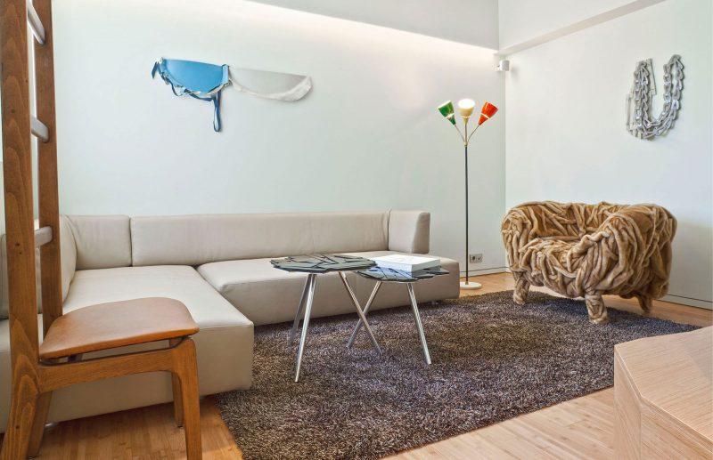 Möbeldesigner Wohnzimmer Ideen von Campana