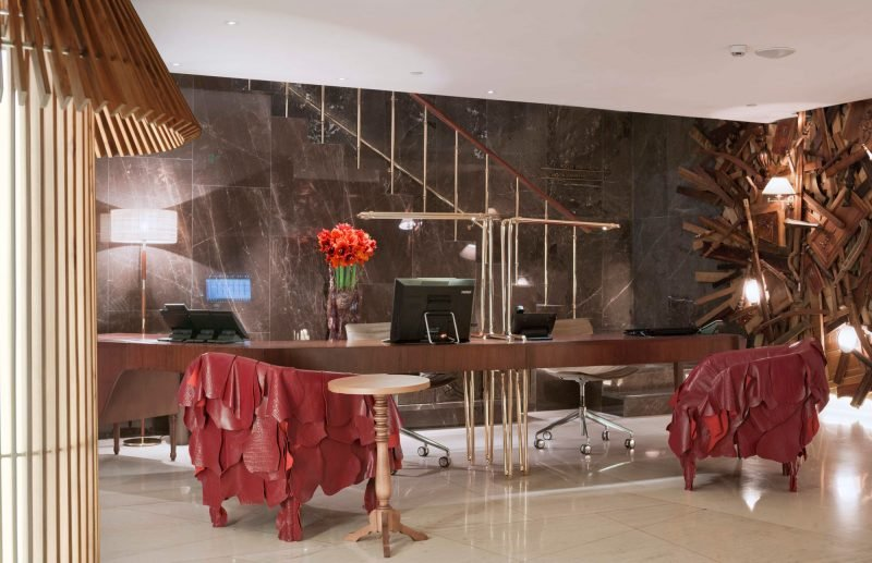 Möbeldesigner Campana Office Design