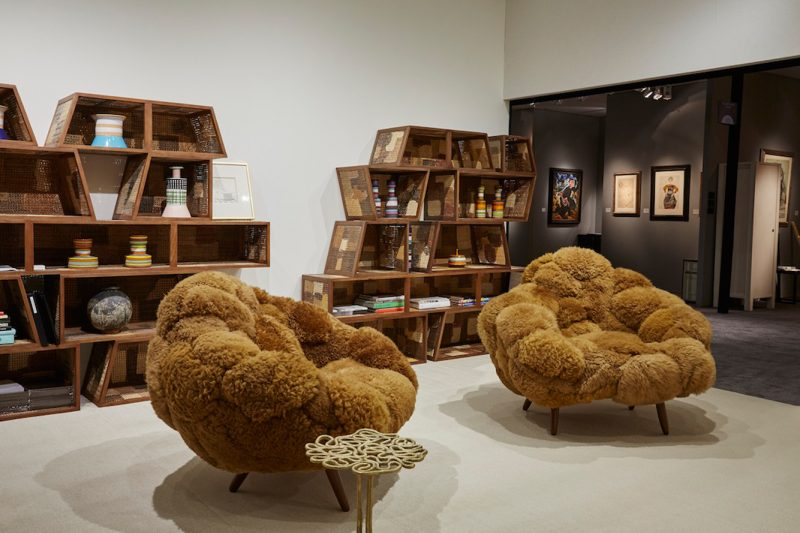 Möbeldesigner Campana Stühle