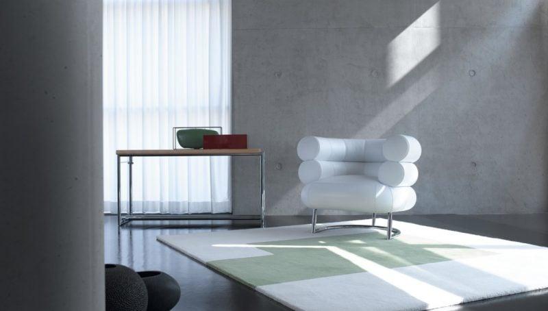 Möbeldesigner Eileen Gray Stuhl