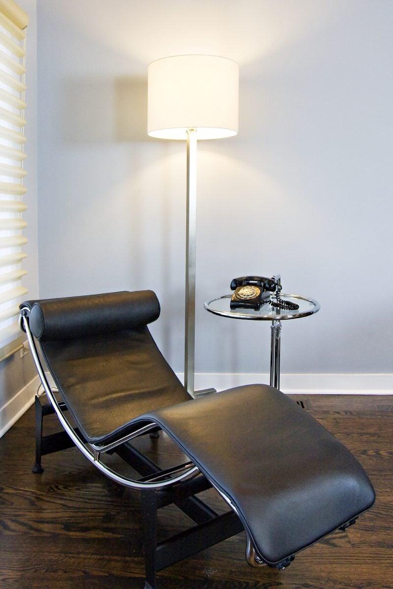 Möbeldesigner Gray Stuhl