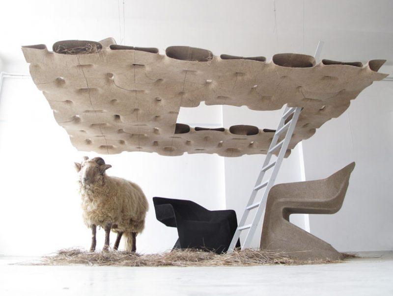 Möbeldesigner Idee