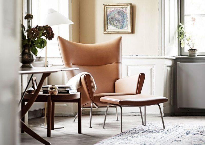 Möbeldesigner Stuhl Innendesign