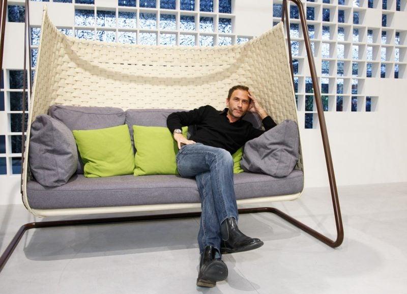 Möbeldesigner Werner Asslinger