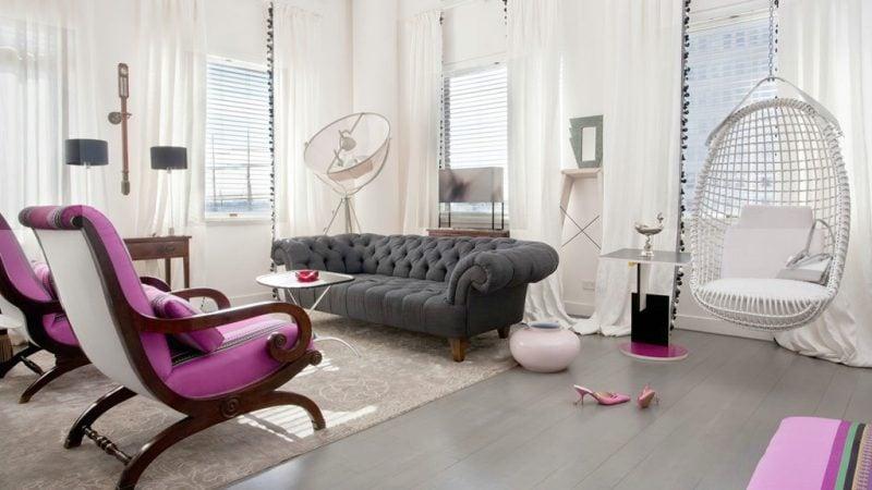 Möbeldesigner Wohnraum Design