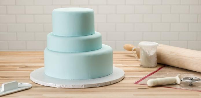 Motivtorten selber machen Frozen Torte