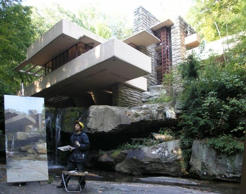 organische Architektur Beispiele
