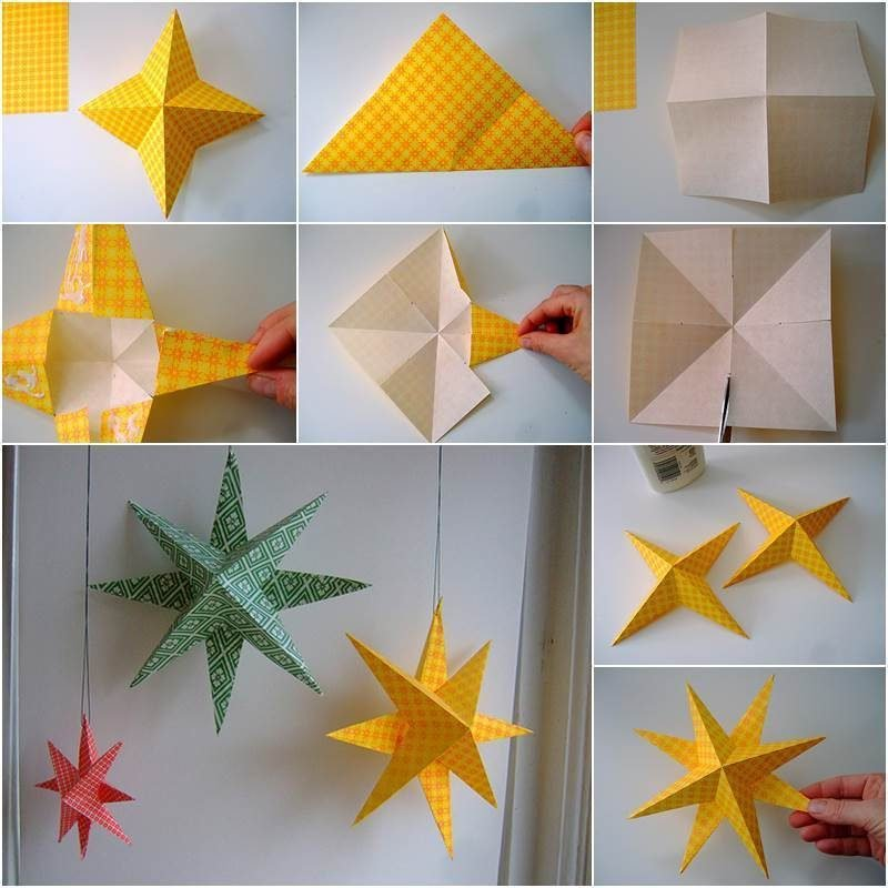 How To Make Room Decoration Things With Paper