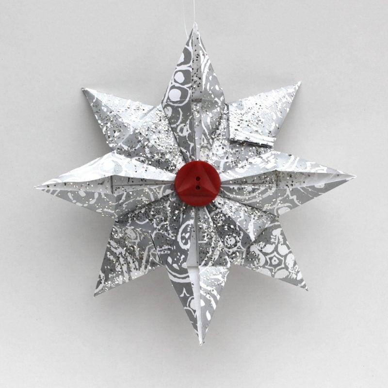 origami sterne ausgefallen