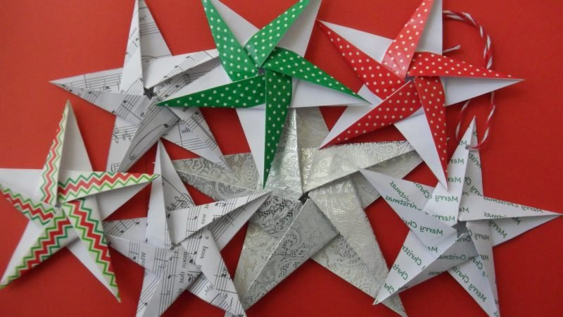 origami sterne kreativ
