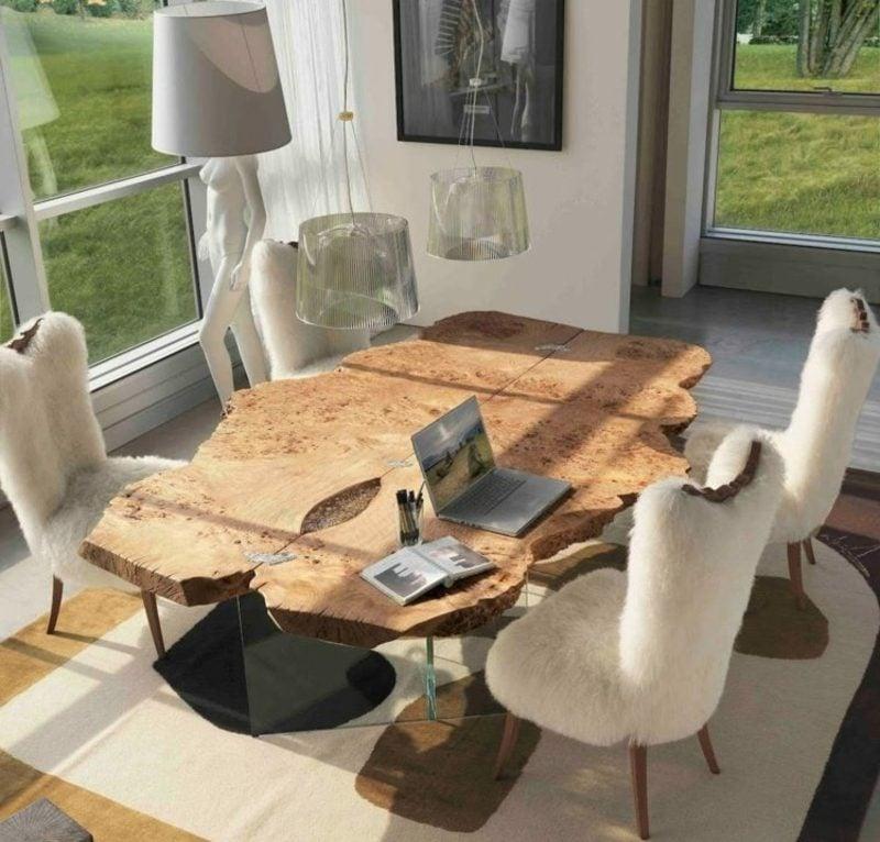 Treibholz Möbel Esstisch