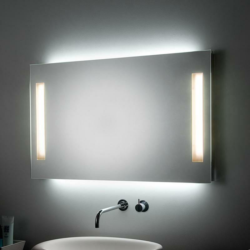 Spiegelbeleuchtung Badezimmer