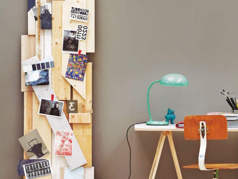 pinnwand selber machen 6 kreative ideen mit anleitungen. Black Bedroom Furniture Sets. Home Design Ideas