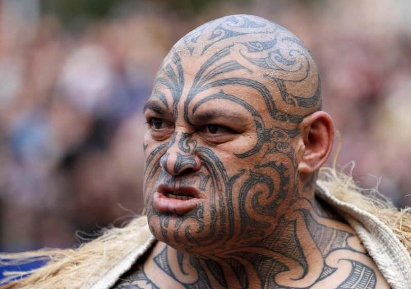 polynesische tattoos traditionell